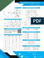 Formulario de Trigonometría - Matemóvil