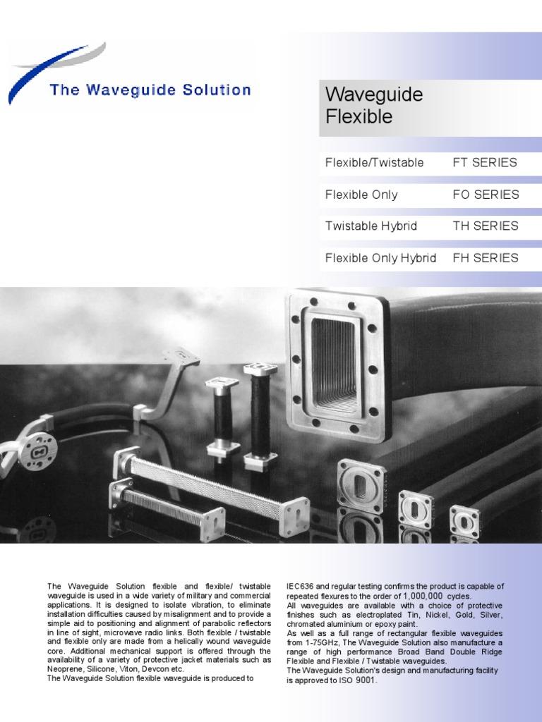 Flexible_Waveguide | Waveguide | Optical Fiber
