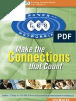 2008 LES Membership Directory