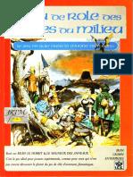 JRTM - Livre Des Règles
