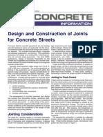 Concrete Joints ACPA