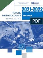 Anexa 1 Rm Mecanica