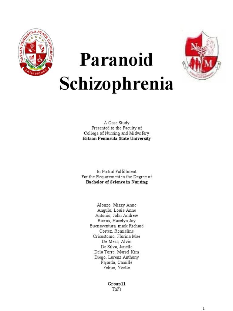 Schizophrenia Definition Psychology >> Paranoid Schizophrenia Definition Examples And Forms