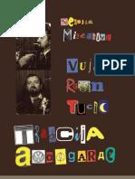 Nebojša Milenković - Vujica Rešin Tucić - Tradicija avangarde [The tradition of the avant-garde]