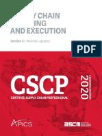 APICS CSCP 2020 Module 2 Section C