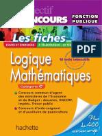 Concours Les Fiches - Logique Mathématiques Catégorie C[1]