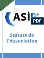 ASIP_STATUTS