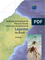 IBAMA_Avaliação Da Execução Do Plano de Gestão Para o Uso Sustentável de Lagostas No Brasil (Dias Neto)