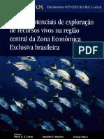 Museu Nacional_Pesca e potenciais de exploração de recursos vivos na região central da zona econômica exclusica brasileira