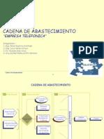 Trabajo Logistica Telefónica - 2003