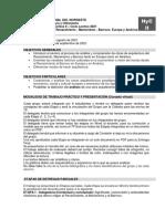 TP 1 Renacimiento - Manierismo - Barroco