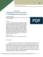 Martino, Luis. Rumo a Uma Teoria Da Midiatização. 2019