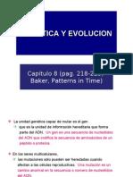 CV 11 Genética y Evolución 2011