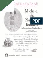Michelle Toddler Flyer