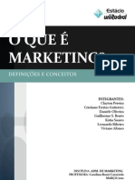 O que é Marketing 3fx