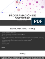 EJERCICIO DE INICIO HTML5