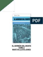 El Sermon Del Monte Vol2