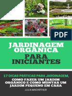 Jardinagem Organica Para Inicia - Julia Macarthur
