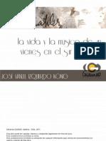 Roberto Mahler y su música en Valdivia