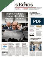Les Echos - Issue 23,234 [06 Jul 2020]