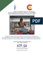 Comercializacion Pesca Artesanal