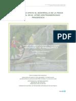 Censo Embarcaciones Pesqueras Artesanal 98-99