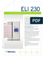 ELI 230 ITA Spec Sheet