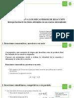 2021-04-23 Introducción a Los Mecanismos de Reacción
