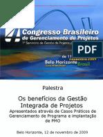 Os benefícios da Gestão Integrada de Projetos_Luciano Gomes