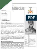 Papa Onorio IV