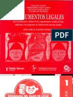 Instrumentos Legales para la Protección y Defensa de las Organizaciones Sociales de Base