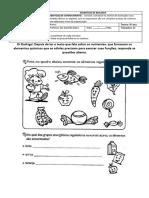 Exercícios Bioquímica 1 - Rodrigo