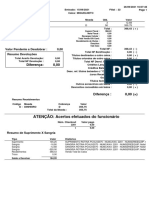 Fechamento 410 Divergente - 15-09-2021