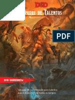 Árvore de Talentos - 2.3-Compactado