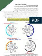 Motor Rotativo Le Rhone descripcion