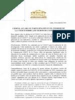 Carta pública de CIESPAL - Aclaración informe UNESCO