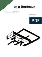 Maison a Bordeaux Essay