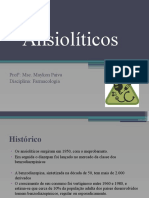 ANSIOLITICOS - FARMACOLOGIA