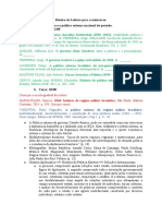 Fichamento Pro Minicurso