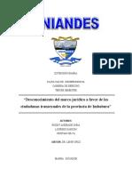 PROYECTO INTEGRADOR TERCER SEMESTRE PRELIMINAR RUDDY ANDRADE UNDA