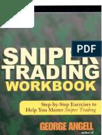 George Angell - Sniper Trading Workbook