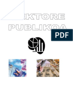Sektore publikoa
