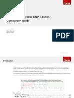 CFO - ERP Solution Comparison Guide