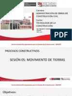 sesión 05_TECNOLOGÍA DE LA CONSTRUCCION