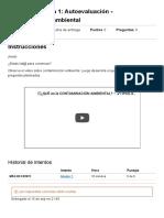 Semana 6 - Tema 1_ Autoevaluación - Contaminación ambiental_ INDIVIDUO Y MEDIO AMBIENTE (15484)