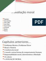 A avaliação moral