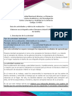 Guia de actividades y Rúbrica de evaluación Tarea 2
