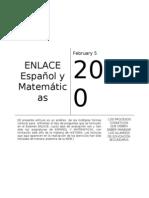 ANALISIS DE LECTURAS EN ESPAÑOL