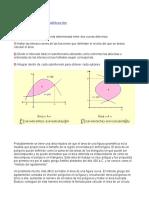 Cálculo áreas para u3
