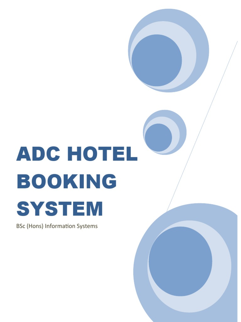 introduction to hotel reservation system Introduction to hotel reservation system the purposes of building the online hotel reservation system are for guests to make online reservations and.
